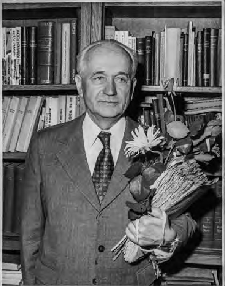 Ил. 6. Роман Афтанази (1914-2004)