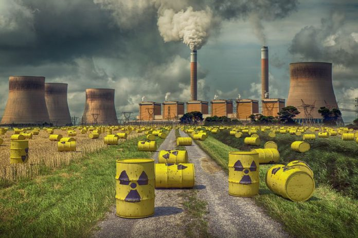 Особенности динамики радиационного загрязнения Гомельской области за 1986-2016 годы