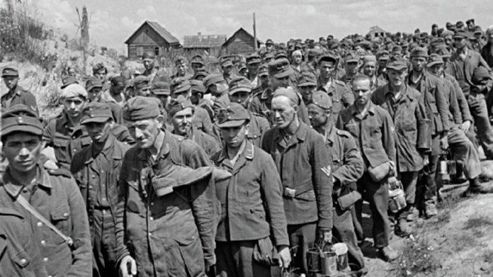 Участие военнопленных в послевоенном строительстве Гомеля