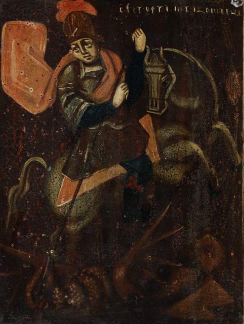 Малюнак 3 — Юрый-Змеяборац