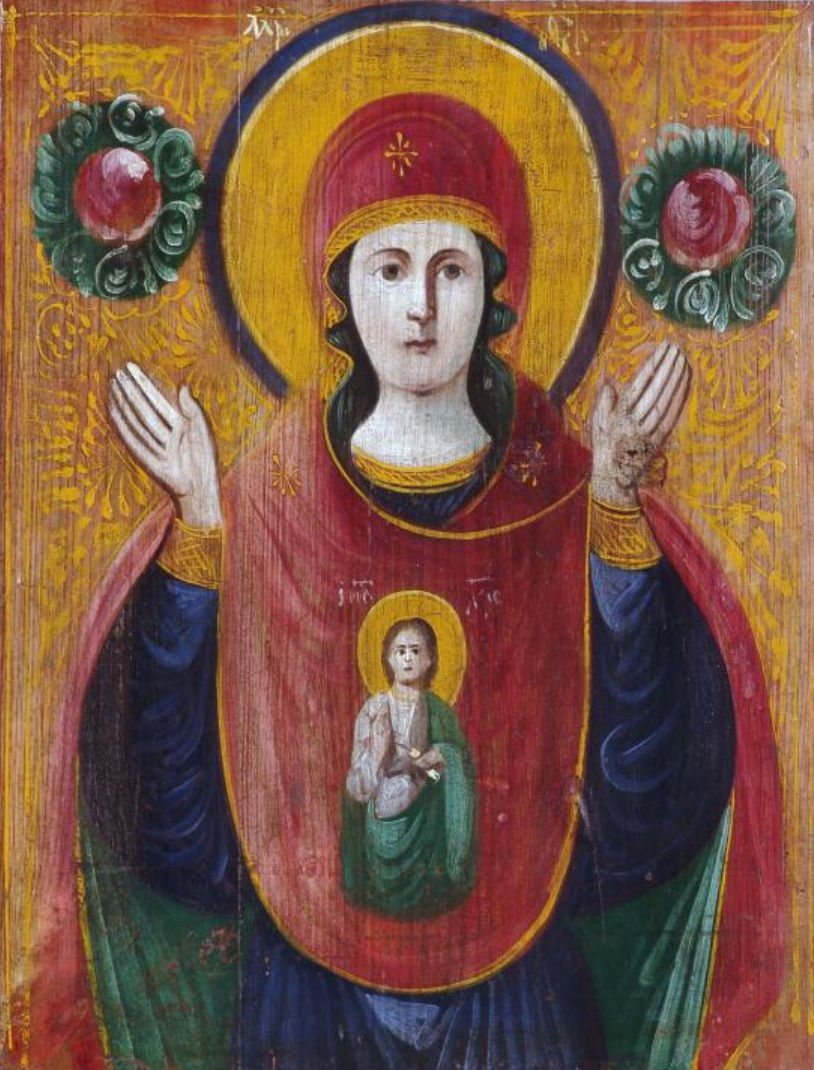 Малюнак 4 — Божая Маці Прадвесце