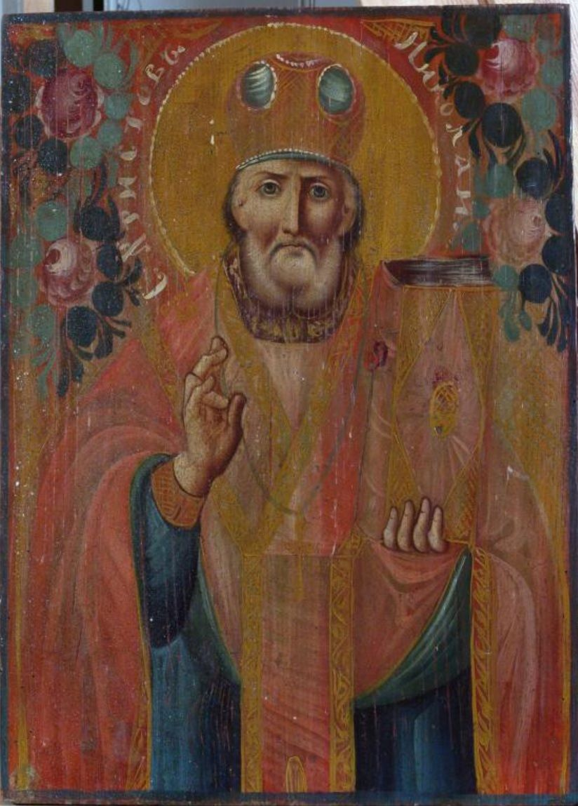 Малюнак 6 — Св. Мікалай