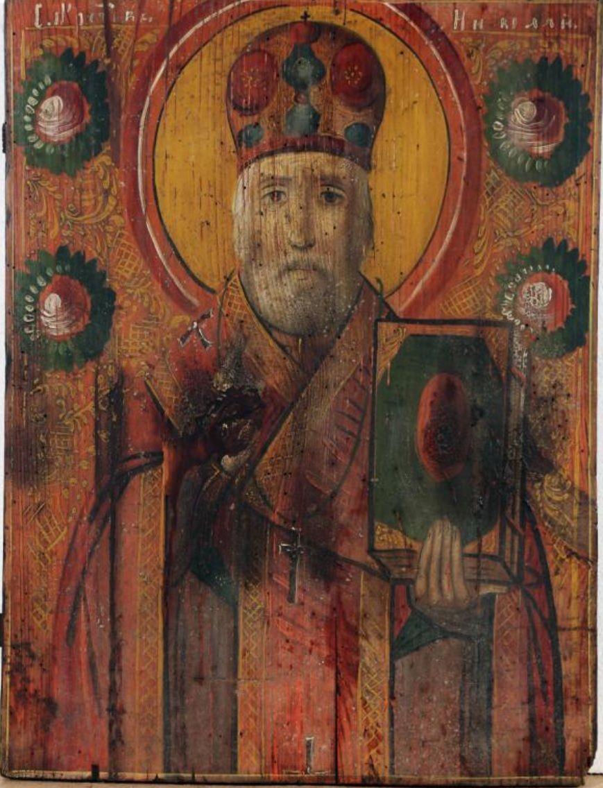 Малюнак 7 — Св. Мікалай
