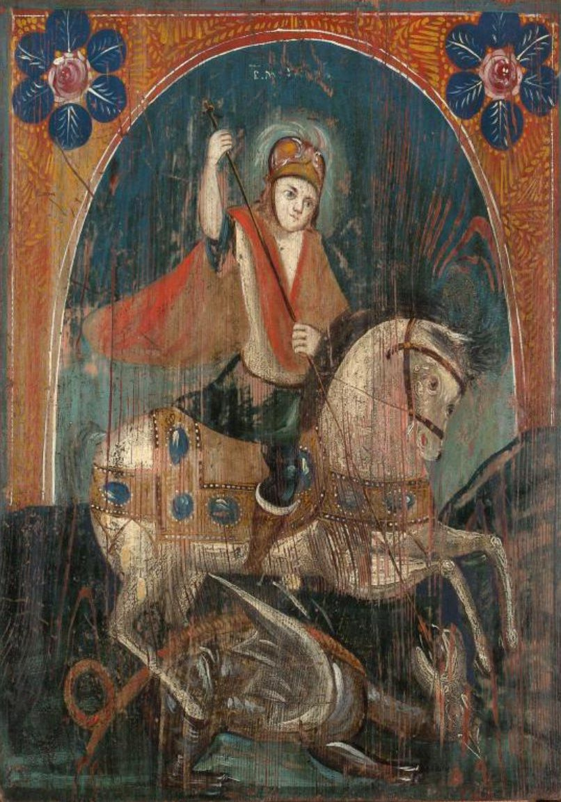 Малюнак 8 — Св. Мікалай