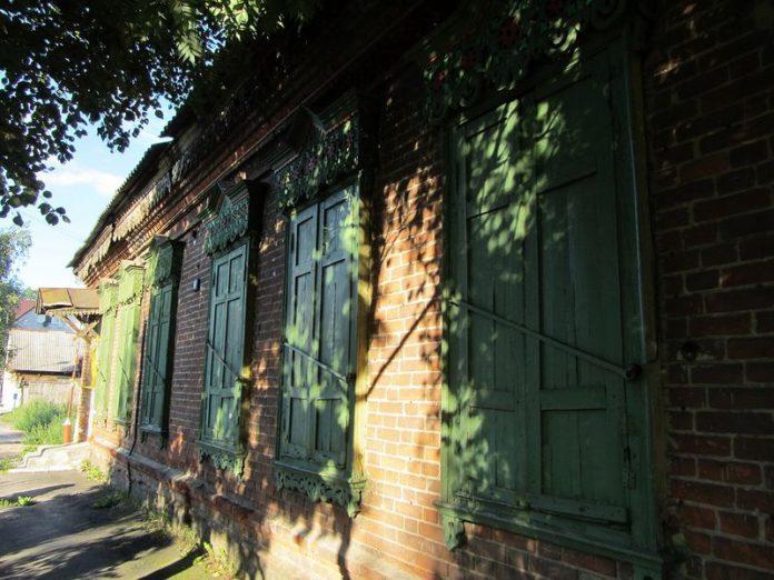Жилая архитектура второй половины XIX — начала XX века старообрядческой Спасова слобода в Гомеле