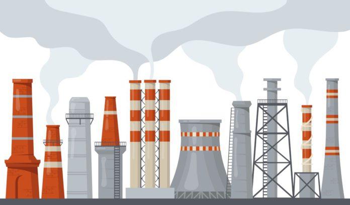 Анализ и динамика выбросов в окружающую среду предприятиями химической промышленности Гомельской области