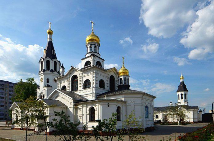 Об особенностях развития православных церквей города Гомеля в 1-й половине XX в.