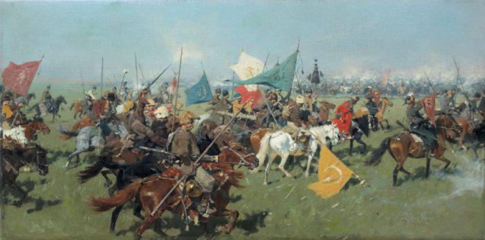 Сацыяльная барацьба ва Ўсходнім Палессі ў 1650 - вясной 1651 гг.