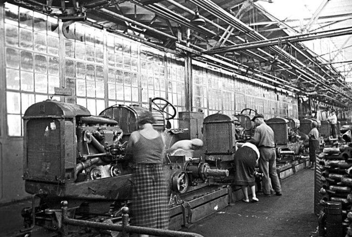 Механизация в БССР на примере Гомельского региона в период 1929–1941 годов