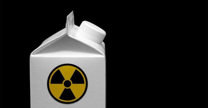 О производстве молока в частном секторе на территории радиоактивного загрязнения