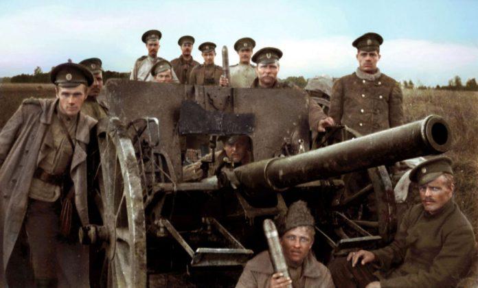 Отражение событий Первой Мировой войны на страницах периодической печати г. Гомеля (1914-1918 гг.)