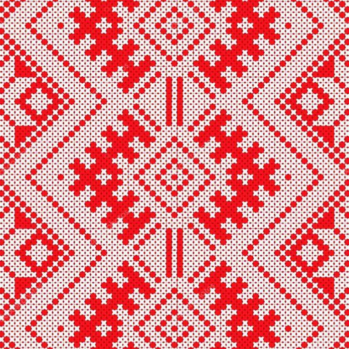 Женский костюм белорусско-русского пограничья