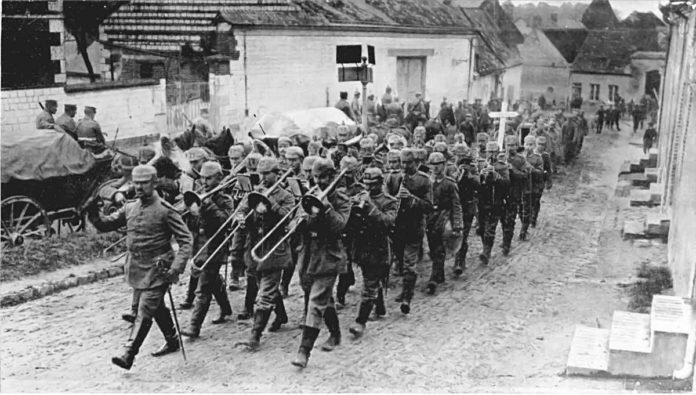 Эвакуации немецких оккупационных войск из Восточного Полесья (январь 1919 г.)