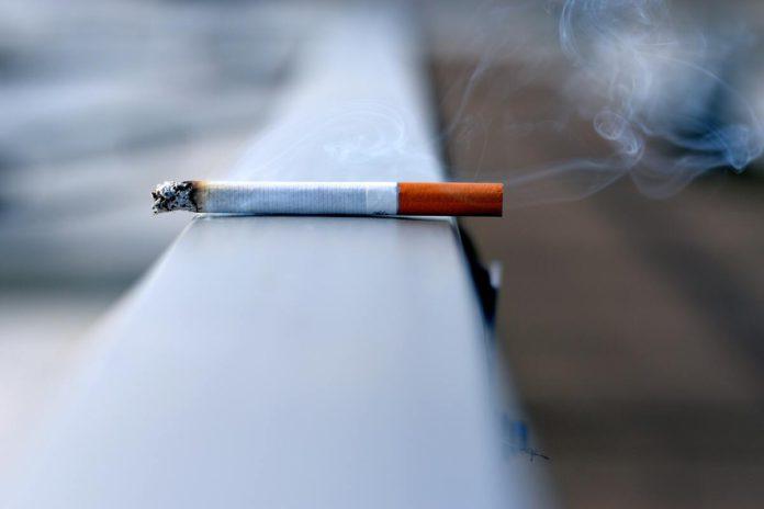 Изучение вопроса табакокурения в Гомельской области